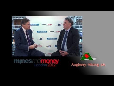 Anglesey Mining CEO Talks About Timing In The Zinc Markets