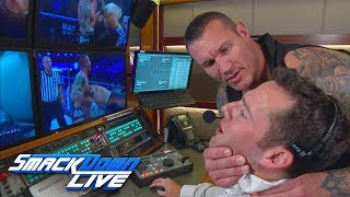 Randy Orton reviews his vicious assaults on Jeff Hardy: SmackDown LIVE, Sept. 18, 2018