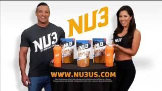 NU3 Fibra, Proteina y Chia presentado por Chiqui Baby