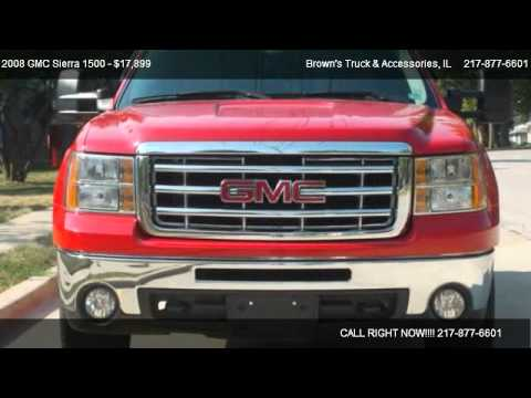 2008 GMC Sierra 1500 LTZ Vortec Max  for sale in Forsyth IL