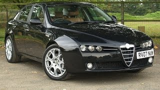 Alfa Romeo 159 3.2 V6 JTS Q4 Lusso 4dr /// FREE 24 MONTH WARRANTY