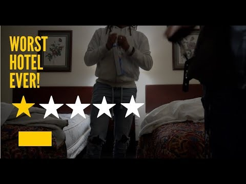 Staying At The Worst Reviewed Hotel In Atlanta Ga (1 STAR) Union City