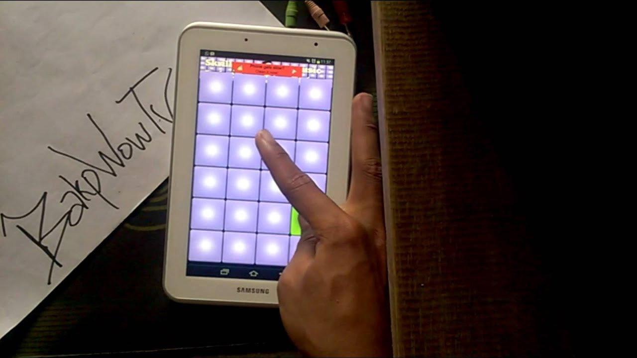 Skrillex bangarang with skrillex dubstep music pad 2 app youtube skrillex bangarang with skrillex dubstep music pad 2 app voltagebd Gallery