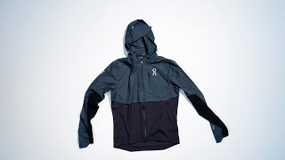 The Weather Jacket - hands-on with the Performance Running Gear