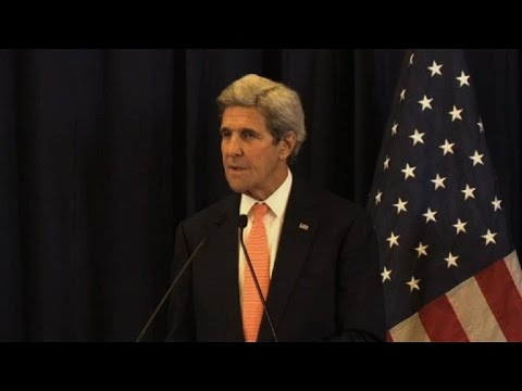 Kerry:If Syria truce lasts week, US to work with Russia military