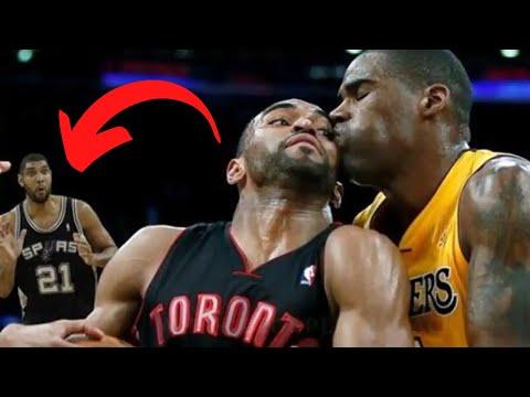 NBA Weirdest Moments   NBA Strangest Moments