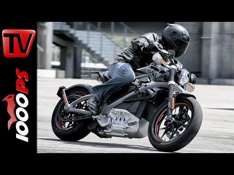 Harley-Davidson Project LiveWire im Test | Technik, Fahreindrücke, Details