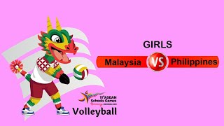 (streaming) Malaysia Vs Pilippines Asean Schools Games 2019