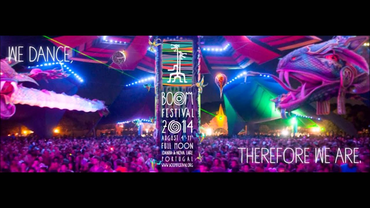 Outsiders - Live Set @ Boom Festival 2014 ᴴᴰ