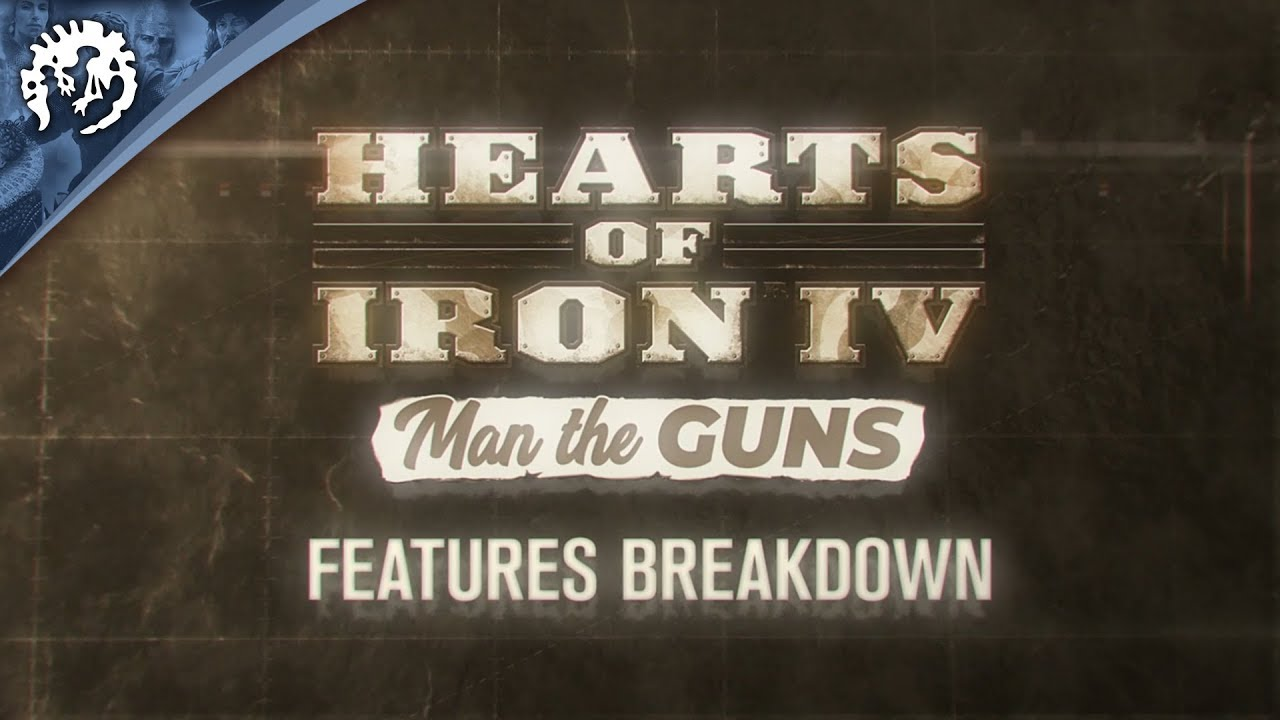 Man the Guns - Hearts of Iron 4 Wiki
