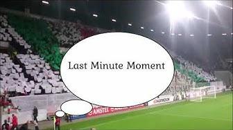 Fußballgeschichten #Folge 1  FC Augsburg und ihre Last Minute Momente