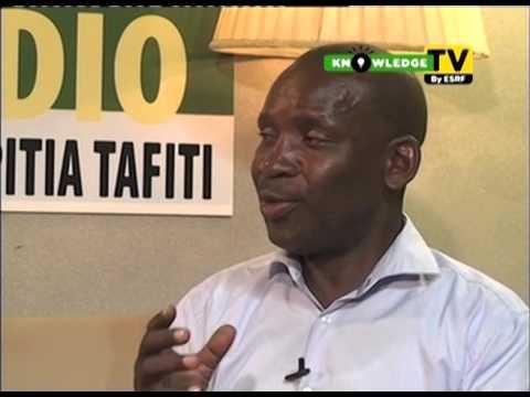 KnowledgeTv by ESRF S01E26 - Kuongeza Thamani katika Mazao na Bwana Dominic Haule, Mkurugenzi IMADS