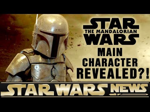 Main Character for 'THE MANDALORIAN' Revealed by Favreau? | Star Wars News Mp3