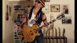 Rock Guitar Instrumental - Solo & Reggae Like Backing