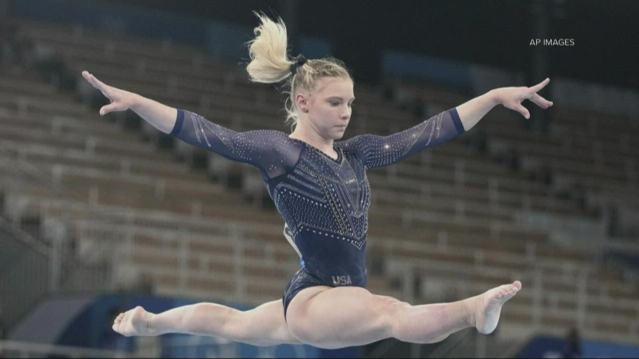 Jade Carey, future Oregon State gymnast, eyes individual medals in ...