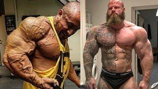 Top 5 Freakiest Bodybuilders that don