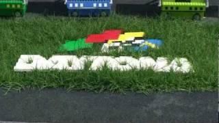 Legoland Florida, Miniland Daytona International Speedway, Interactive Racing Experience, Nascar