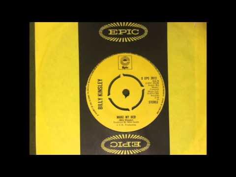 Billy Kinsley - Make My Bed (1974)