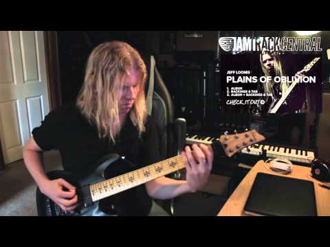 *NEW* Jeff Loomis 'Sibylline Origin' at Jamtrackcentral.com