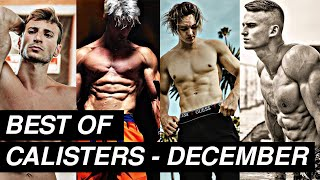 BEST OF CALISTERS - DECEMBER 2020 |  Ultimate Calisthenics Motivation