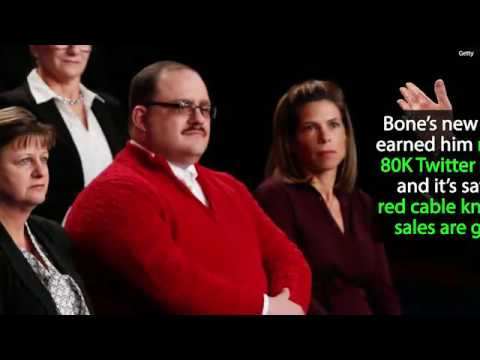 Meet the Man Behind the Red Sweater - YouTube