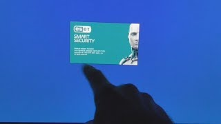 How to disable ESET Smart Security 10 Splash - Screen at startup