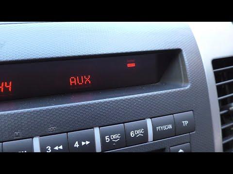 Mitsubishi Outlander XL / Bluetooth 5.0 для штатной автомагнитолы.