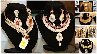 Jewellery On Rent | Bridal Set, Bracelets, Earnings, Necklace Retail Jewellery Store | Trailer