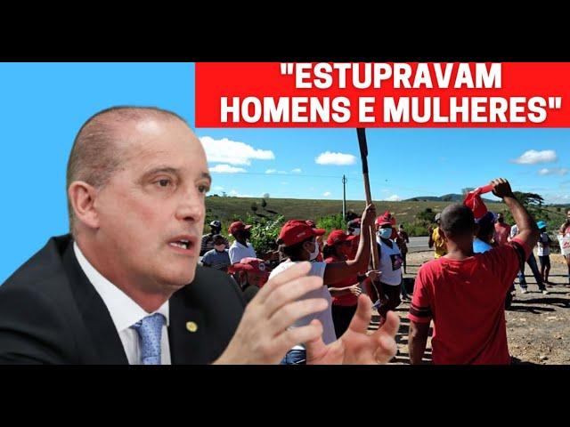 sddefault Onyx Lorenzoni revela que PT 'cobria' crimes bárbaros do MTST; VEJA VÍDEO