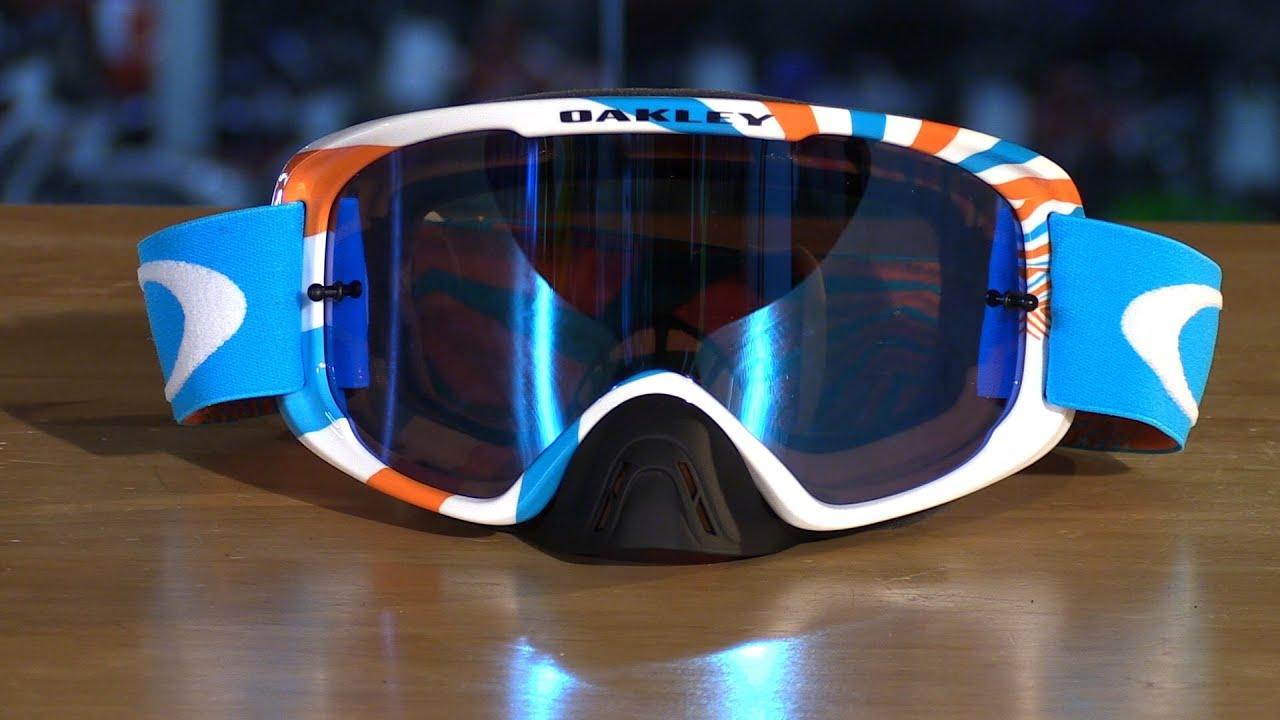 f0f2790ff3 Oakley O2 MX Goggles Review - YouTube