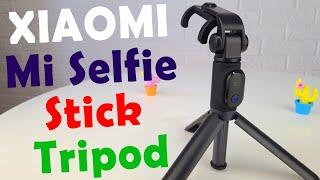 XIAOMI Mi Selfie Stick Tripod - опыт использования (лучший МОНОПОД в МИРЕ)