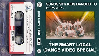 Songs 90's Kids Danced To (Dance MV) | TSL Special