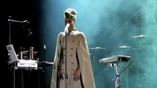 Erykah badu - 20 feet Tall - Live from Umbria Jazz 2012