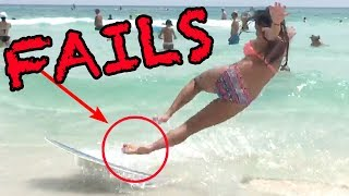 Funny Montage | Water Wipe Outs!! | IG and FB Funny Fails Caught On Camera! #8