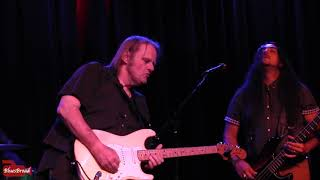 Watch Walter Trout Cold Cold Ground video
