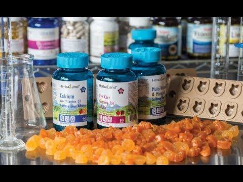 Electrolyte Gummies - Pina Colada - Herbaland