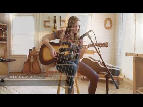 Martin Guitar X Series