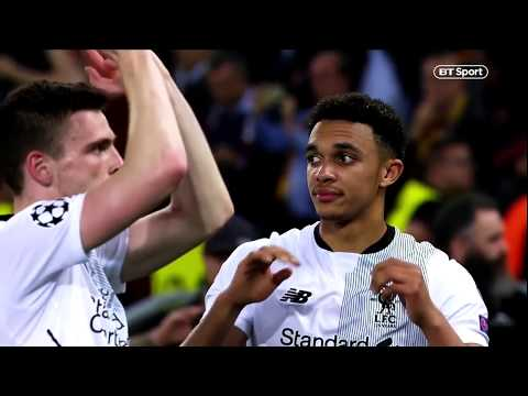 """""""Trent is a poster boy for Liverpool's academy."""" - Alexander-Arnold & Andy Robertson talk Liverpool"""