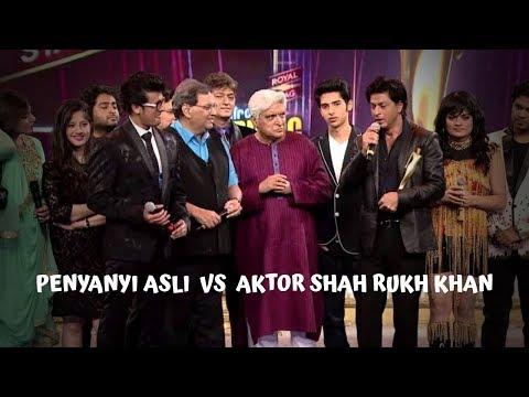 Penyanyi Asli VS Aktor Shah Rukh Khan