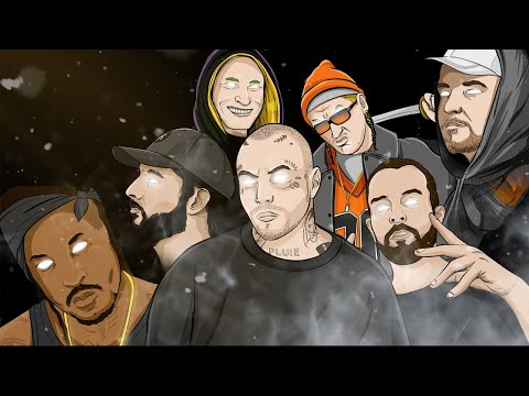 Youtube: Anti-Social – Daddy Mory/Davodka/Deadi/Swift Guad/Original Tonio/Cenza/Souffrance (prod Pongo Monk )