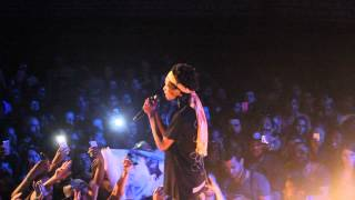 Willow Smith Female Energy Live At Afropunk Paris 2015