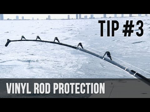 Protecting Your Fishing Rod With Vinyl Tubing - Fishing Tip #3