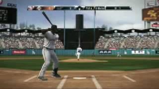 MLB 2K9 Return to Topic Gameplay Trailer
