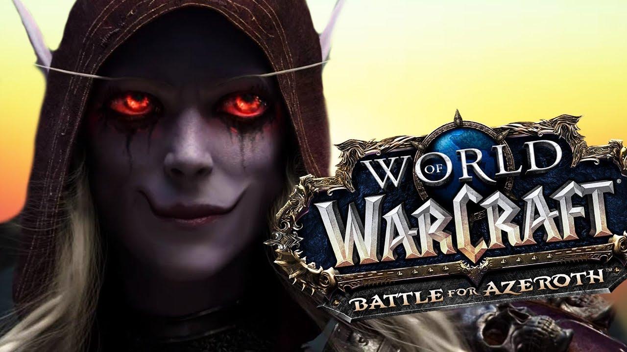 BFA Feels Like A Brand New Game - World of Warcraft: Battle