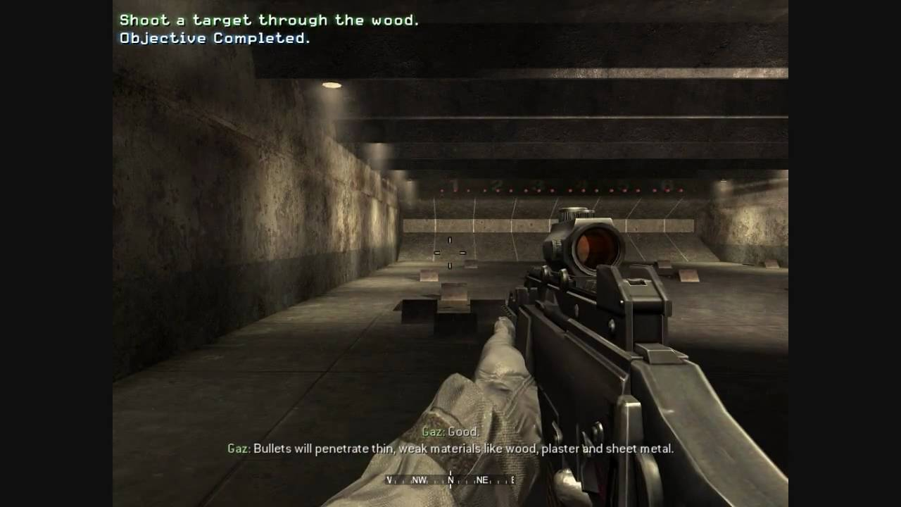 Call Of Duty 4 Mission 1 Fng Hd Youtube