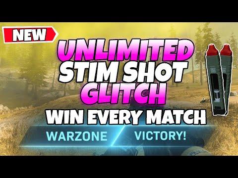 *NEW* UNLIMITED STIM SHOT GLITCH! EASY WINS IN EVERY MATCH !(Infinite Tacticals/Warzone Glitches)