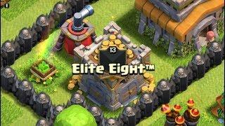 II Clash Of Clans I Elite Eight Raid II
