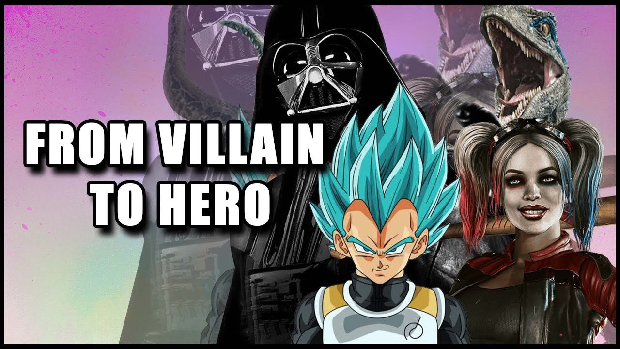 Three Ways Villains Later Become Good Guys | Characters In-Depth