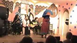 La Rubia por Guajira en Jerez - noviembre 2007 -