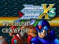 Mega Man X3   Crush Crawfish